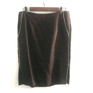 Linen Ralph Lauren pencil skirt 6